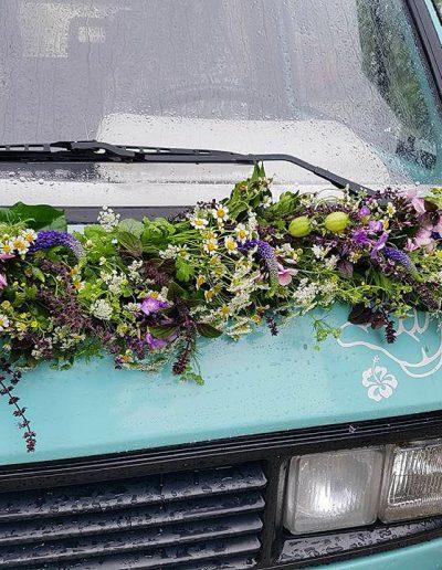 Natürliche Blütenpracht ganz individuell