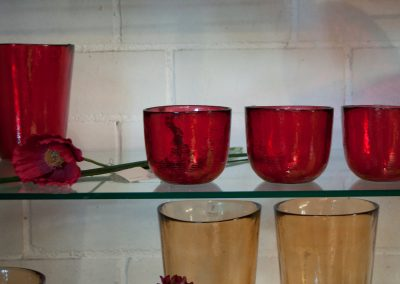 Gläser oder Vasen