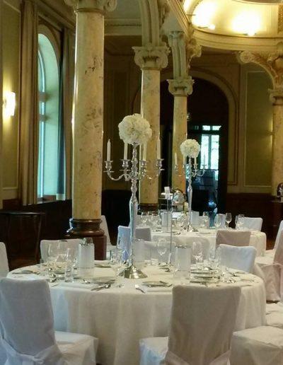 Event Tischdekoration in der Historischen Stadthalle
